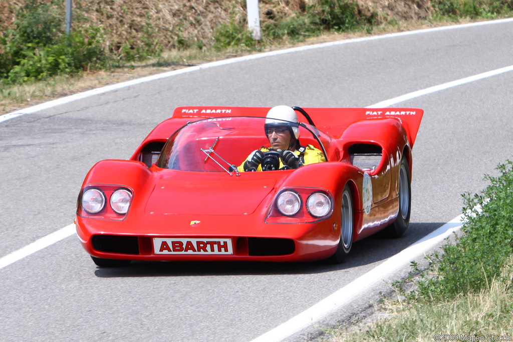 FIAT Abarth SE010 2000cc (220hp-8500rpm)