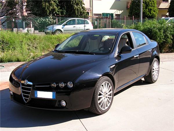 Alfa Romeo 159 JTD