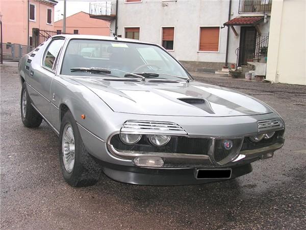 Alfa Romeo Montreal 2600 V8