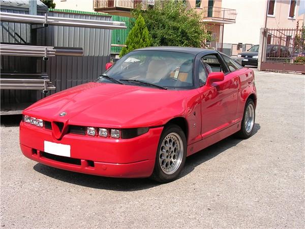 Alfa Romeo SZ 3.0 24v