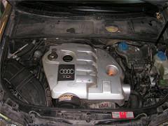 Catalizzatore Audi A4 TDI 130 hp