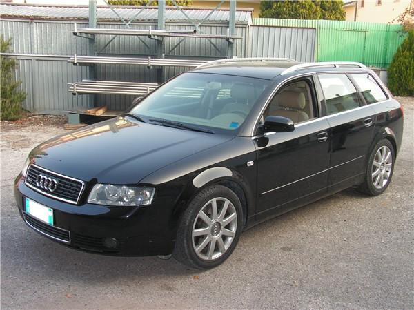 Audi A4 TURBO 1.8 QUATTRO