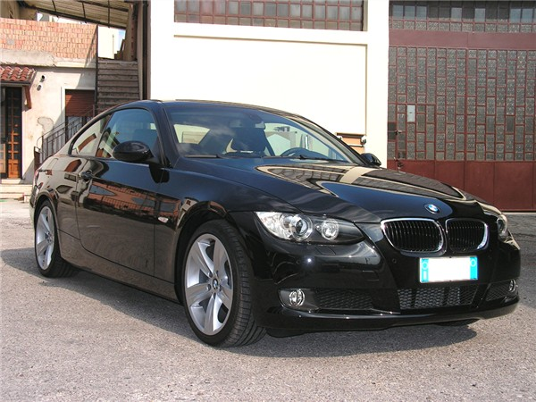 BMW 320D E90 Coupe