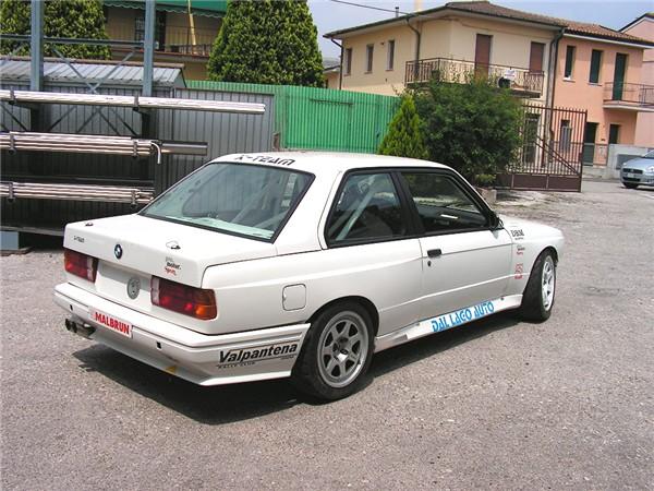 BMW M3 E30 Gr. A