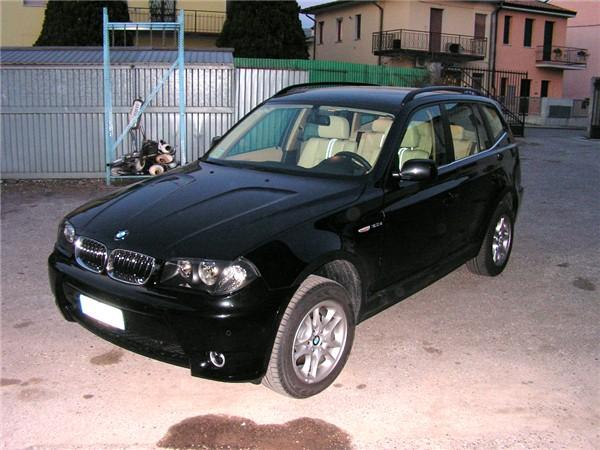 BMW X3 TD 30
