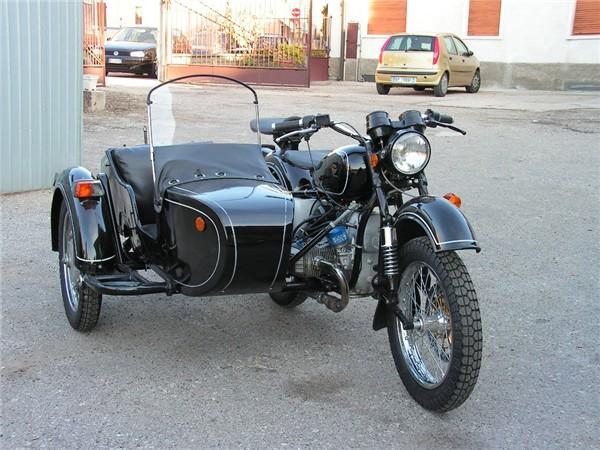 Sidecar Dnepr