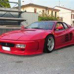 Ferrari Testarossa TR 512 S