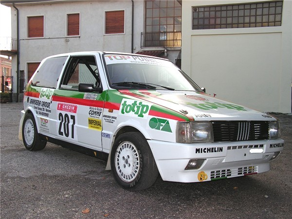 Fiat Uno Turbo ie 1301cc REG.