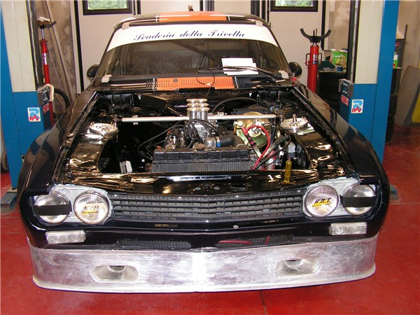 Ford Capri 2600cc V6 GR.3 (285HP-7200rpm)