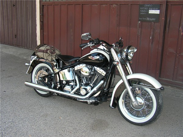 Harley-Davidson Softail Heritage Deluxe