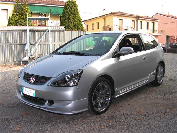 Honda Civic Type R ep.3