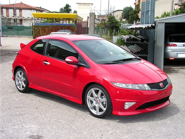 Honda Civic Type R fn2 (2007)