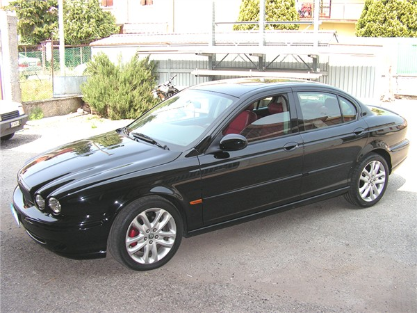 Jaguar X Type 3.0 24v