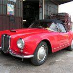 Lancia Aurelia Spider B24 America