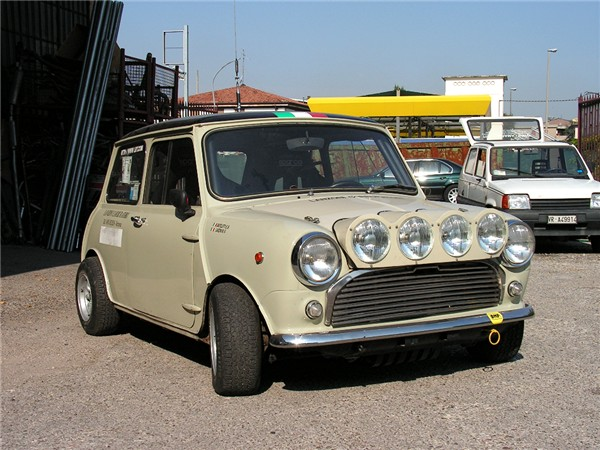 Mini Minor 1000cc GR.A (100 HP a 8000 rpm)