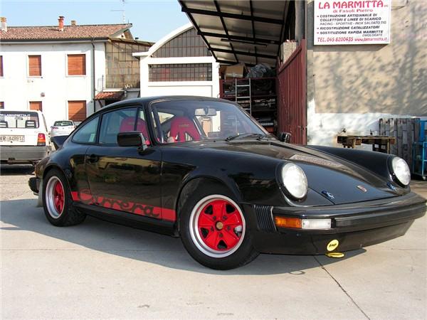 Porsche 911 Carrera 2.7 (Gr. 3)